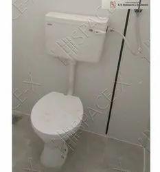 Readymade Toilet Cabin