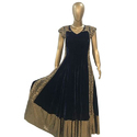Party Wear Ladies Floor Length Anarkali Suit