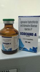 Lignocaine Adrenaline Injections