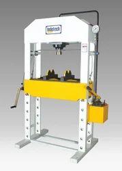 25 Ton Four Column Type H Frame Hydraulic Press