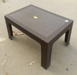 Anmol Plastic Table-Royal Table