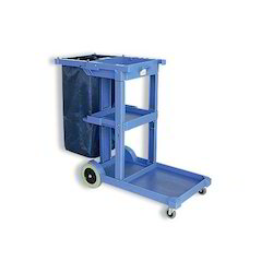 Multi Function Utility Trolley