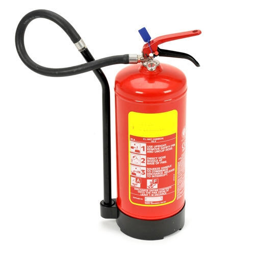 Mild Steel Dry Chemical Powder Type Extinguisher