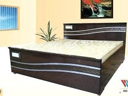 Wooden King Size Bed