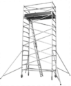 Mobile Aluminum Scaffold Tower For Tanks