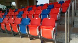 HDPE Tip Up Stadium Seats
