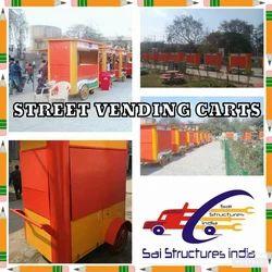 STREET VENDING CART - Street Vending Carts Manufacturer from