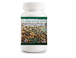 Weight Loss Green Coffee Beans Capsule