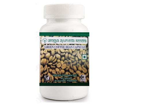 Weight Loss Green Coffee Beans Capsule Packaging Type Bottle Rs