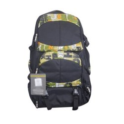 印花聚酯旅行旅行袋