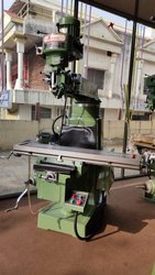 DRO Turret Milling Machine