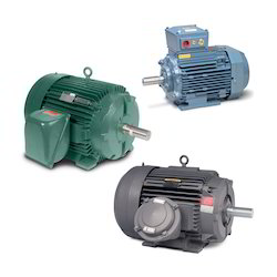 Three Phase Electric AC Motors