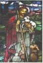 Ceramic Jesus Picture Tiles, Thickness: 8 - 10 Mm, Size: Large