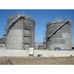 Oil Storage Tank Coating Service