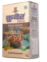 Kuber 50 gm Chicken Masala, Packaging: Packets