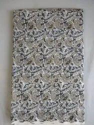 Running Hand Block Printed Fabric