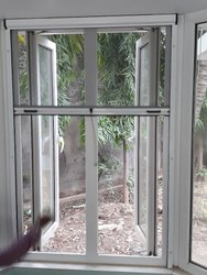Roll Up Mosquito Screen, for Residential/Commercial