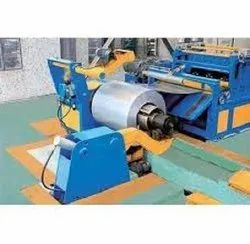 COLD ROLLED CUT TO LENGTH MACHINE
