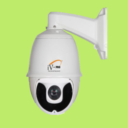 PTZ SPEED DOME CAMERA - IP - POE - 4 MP - 20X PURE OPTICAL ZOOM LENS