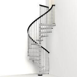 Steel Spiral Railing