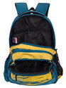 Green Light Weight Casual Backpack Bag