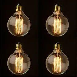 Ambert Glass Filament Bulb