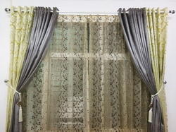 Window Sheer Curtain