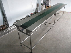 Work Table Belt Conveyor