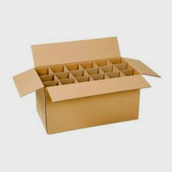 Corrugated Packaging Partition Box