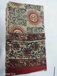 Hand Block Surya Print Dupatta