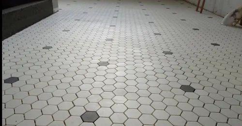 Ceramic Hexagon Hexagonal Tiles