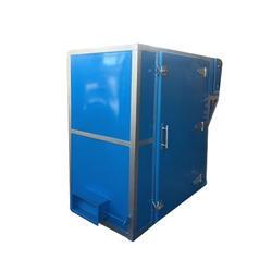 Digital Single Door 120 KW Electric Drying Oven, Capacity: 500 kg/batch
