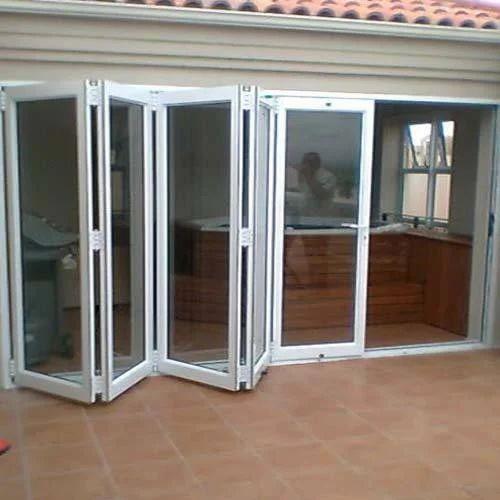 Aluminum Folding Door at Rs 350 /square feet | Aluminium Foldable ...