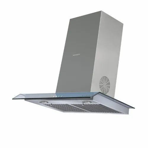 Faber Arco 3D T2S2 LTW 60 Max Wall Mounted Chimney