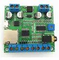 FN-BC04 MP3 Audio Module 10 watts Amplifier Triggered Block