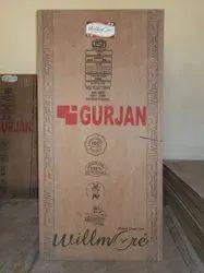 Brown Waterproof Gurjan Commercial Plywood, For Furniture