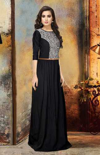 Vincy Fashion Creap Low Price Ladies Gown Rs 399 Piece Id