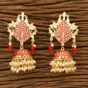 Engagement Square Indo Western Trendy Earring 100197