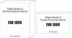 Softgel Capsules Of Evening Primrose Oil 1000mg