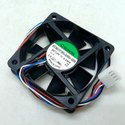 Sunon Cooling Fan Ec60151b3-Q00u-Q99 12v 0.59w 3000rpm Silent Fan 60x60x15mm 4 Wire