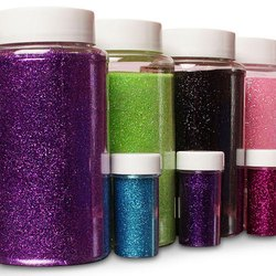 POLYESTER METALLISED COATED GLITTER FILM