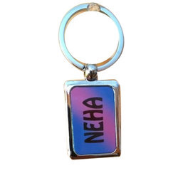 Printed Key Chain