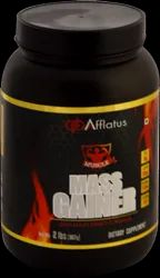 Afflatus Natural Mass Gainer High Protein Supplement Powder- 2 IBS