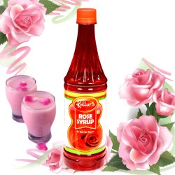 Rose Syrup - 700 Ml