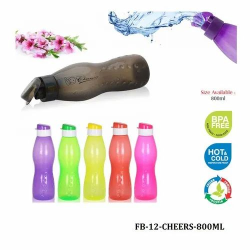 Fridge Bottles-Cheers-800ml-FB-12