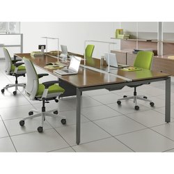 Face to Face Modular Office Workstation