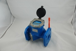 Ultrasonic Battery Operated Flow Meter