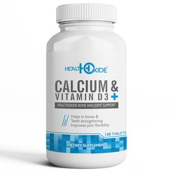 Calcium With Vitamin D3 Tablets