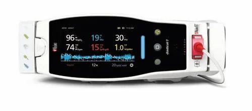 Masimo Pulse Oximeter >> Masimo Radical 7 Pulse Co Oximeter With Non Invasive Continuous
