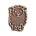 Sheep Shape Henna Printing Blocks